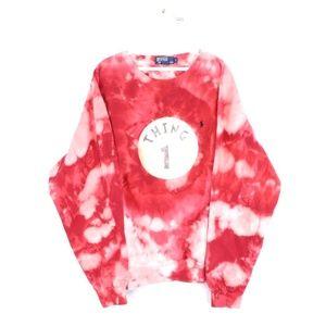90s Ralph Lauren Dr Seuss Acid Wash Sweater Mens L